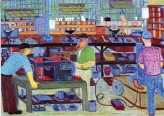 WORKERS.  Ralph Fasanella