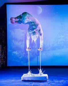 Corporate Entertainment, Wedding Entertainment, Snow Fairy, Ice King, All Themes, Aerial Silks, Picture Postcards, Apres Ski
