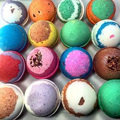 Interesting in learning how to make DIYbath bombs? Me, too! I've recently been obsessed with Lush bath bombs, after receiving several for Christmas gifts. Bath time will never be quite the same.I love, love, love them! However, the high price tag has kept me from being able to truly enjoy having a