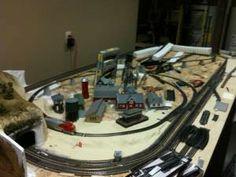 Model Train Collection HO scale - $1 (wichita/andover)
