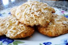 Easy Cooking with sandy b-   piña-coco cookies