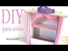 Cómo hacer un Joyero en Forma de Frasco de Perfume - Jewelry Box - YouTube