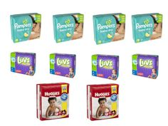 Target Baby Gift Card Deal is BACK- Score 10 packs of Diapers ONLY $4.49 each!! (starting 7/30)