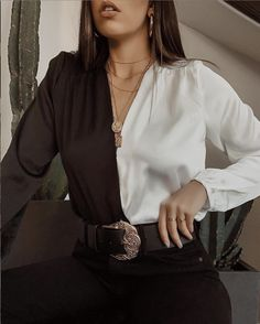Office Outfits Highlight the Independent Side of Women Blazer Outfits Casual, Blazer Outfits For Women, Blazer Fashion, Classy Outfits, Chic Outfits, Spring Outfits, Fashion Outfits, Woman Outfits, Office Outfits