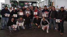 Talleres dados por integrante de 3D EEUU en Montevideo, a integrantes dedicados…