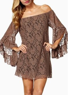 This is Elegant Three Quarter Sleeve Boat Neck Mini Dress. Retailings.com is a top quality web store which deals in rich and exciting products that are finely selected by experienced individuals, brought under one roof.