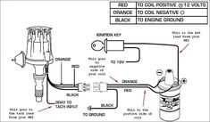 [FPWZ_2684]  30+ Best cdi images | diagram, coil, automotive care | 1966 Impala With Hei Distributor Wiring Diagram |  | Pinterest