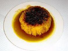 Simple & Easy Portuguese Bread Pudding (Barriga de Freira) -