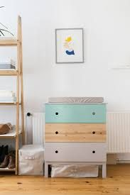 Ikea Tarva Dresser As Changing Table