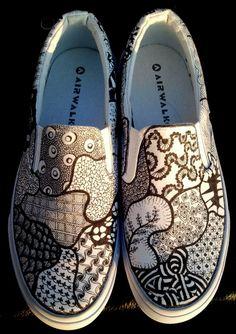 Kim's Doodle-Shoes
