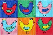 paaskip - Andy Warhol