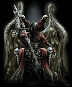 """dark, evil, scary, disturbing artwork"" - Google Search"