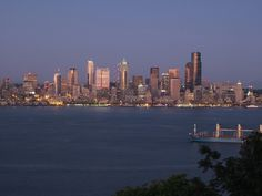 10 Great Views in and around Seattle