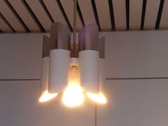 1960s space age light fitting on eBay