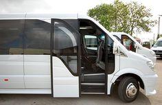 Mercedes Benz Armored Sprinter 10-Passenger Bus – Armored | Armor Domain