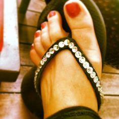 Francescas Fancy Flops on Miami Beach