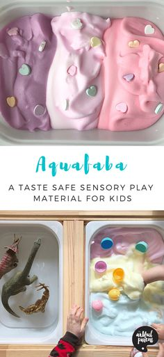Baby Sensory Play, Sensory Bins, Baby Play, Sensory Play For Babies, Toddler Play, Toddler Learning, Toddler Crafts, Infant Activities, Preschool Activities