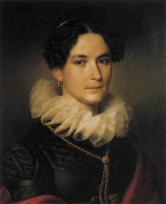 Krafft, Johann Peter - Maria Angelica Richter von Binnenthal - 1814-15