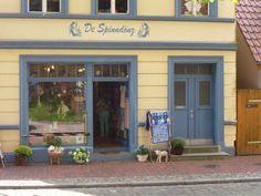 Craft stores around the world. De Spinndönz in Usedom, auf Usedom.