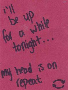 Nightly.