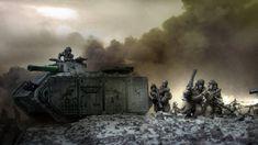 41st. Valhallan - operation Kaprov by ARKURION.deviantart.com on @DeviantArt