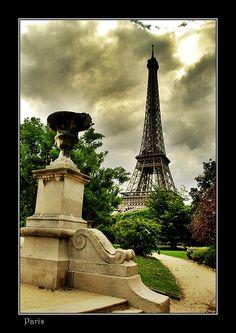 Champs de Mars, Paris - Paris, Ile-de-France