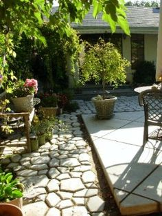 Diy 60cm garden stone concrete cement paver maker for Walk maker ideas