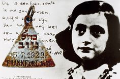 Anne Frank may have left a remembrance of herself besides her diary