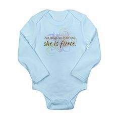 My daughter will wear this...you know...when I have one.