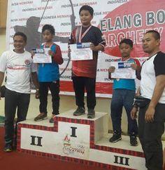 Perpustakaan Bunga Bangsa ƸӜƷ: Juara 1 Tingkat Provinsi Lomba Panahan Oleh Elang ...