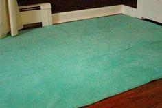 Microfiber Dorm Rug Cheap Dorm Rugs College Shopping Comfy Soft Cozy $17.79 !!