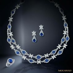 Mouawad high jewelry sets http://amzn.to/2t4QFLa