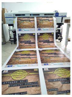 Stampa su carta larghezza fino a 160cm