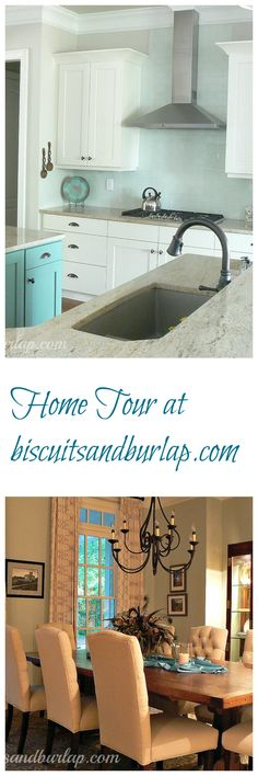 Home Tour Starts Here