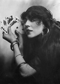 Silent Movie actress Florence Lee