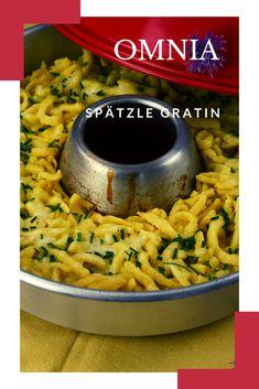 Avocado Pesto Pasta, Spatzle, Oven Recipes, Camping, Food, Gratin, Recipes, Travel Trailers, Easy Meals