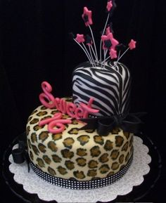 1000 images about animal print party ideas on pinterest for Animal print party decoration ideas