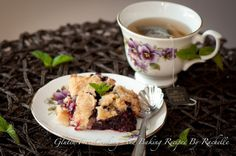 Do you have an over abundance of blackberries and have no idea what to do with them, well look no further because this gluten-free dairy-free blackberry cobbler is absolutely devine. Served with fresh whipping cream or vanilla ice cream (for those who can have dairy) is just an added bonus. This recipe has come from my former my mother in law who was an amazing cook and baker