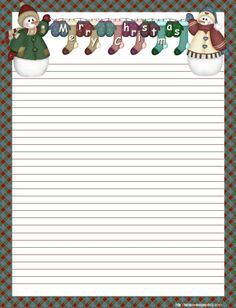 394 best printable christmas stationery envelopes images in 2018