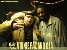 Vinnie Paz and The GZA
