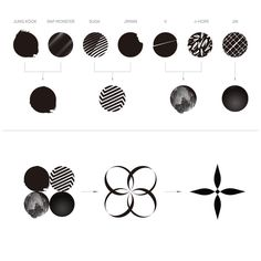 WINGS era logo design. It must've taken a lot of effort and planning just making these 3 logos alone.  to all parties involved