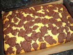 Das perfekte Russischer Zupfkuchen vom Blech-Rezept mit einfacher Schritt-für-Schritt-Anleitung: Zuerst für die Füllung 300 g Butter schmelzen und…