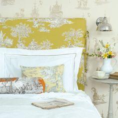 Ideal Home Magazine toile
