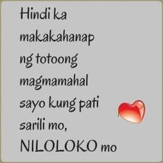 19 Beautiful Tagalog Love Quotes with Images Love Quotes For Her, Cute Love Quotes, Love Sayings, Love Quotes With Images, Love Life Quotes, Quotes Images, Tagalog Quotes Patama, Tagalog Quotes Hugot Funny, Pinoy Quotes