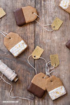 DIY Glitter-Tassen, Teebeutel-Kekse und Bloggerfreundschaften