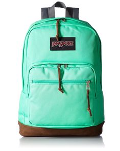 77ca8e4b8a9c JanSport Right Pack Laptop Backpack- Sale Colors (Seafoam Green) - Runnwalk  Cool Backpacks