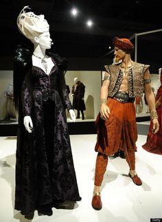 Art of Television Costume Design Exhibit: FIDM Displays TV Costumes (PHOTOS)