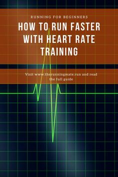 A Beginners Guide To Heart Rate Training - Heart rate zones training guide, running tips and some running workouts to get you started - Running Plan, Running On Treadmill, Running Workouts, Running Tips, Race Training, Running Training, Training Equipment, Cross Training, Chest Workout Routine