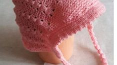 Kolay Ve Şık Çocuk Şapkası Tarifi. 1 yaş – Örgü resimli anlatımlı örgü sitesi Drops Design, Crochet Hats, Fashion, Knitting Hats, Moda, Fashion Styles, Fashion Illustrations