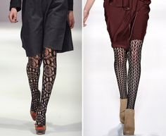 С чем носить колготки в сеточку? Stockings, My Style, Clothes, Fall, Google, Fashion, Socks, Outfit, Autumn